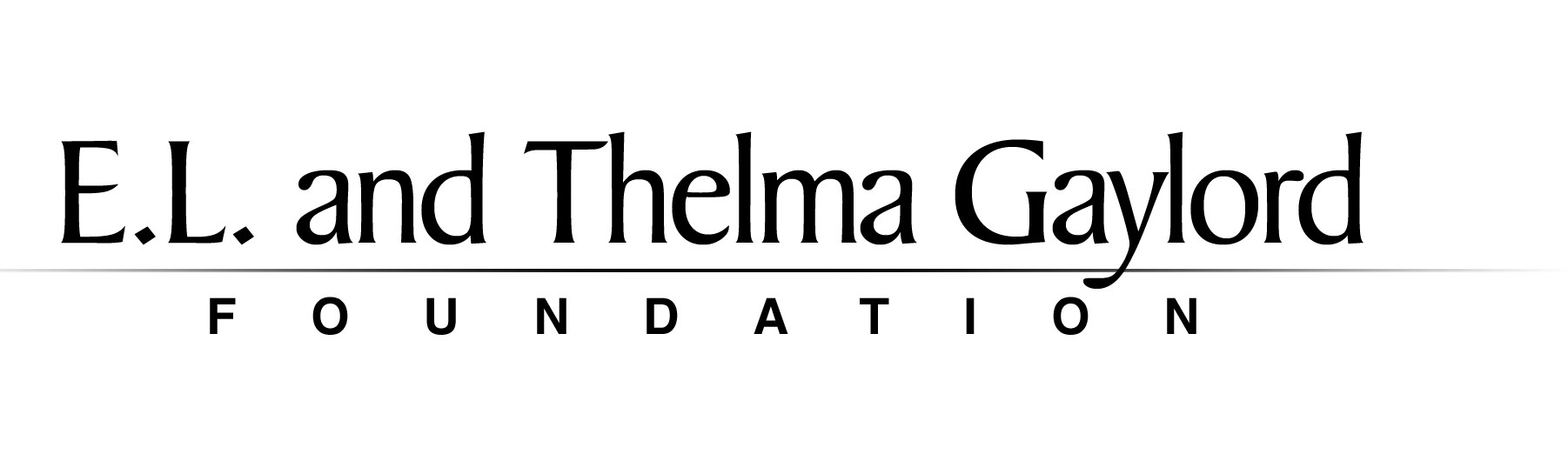 E.L. & Thelma Gaylord Foundation